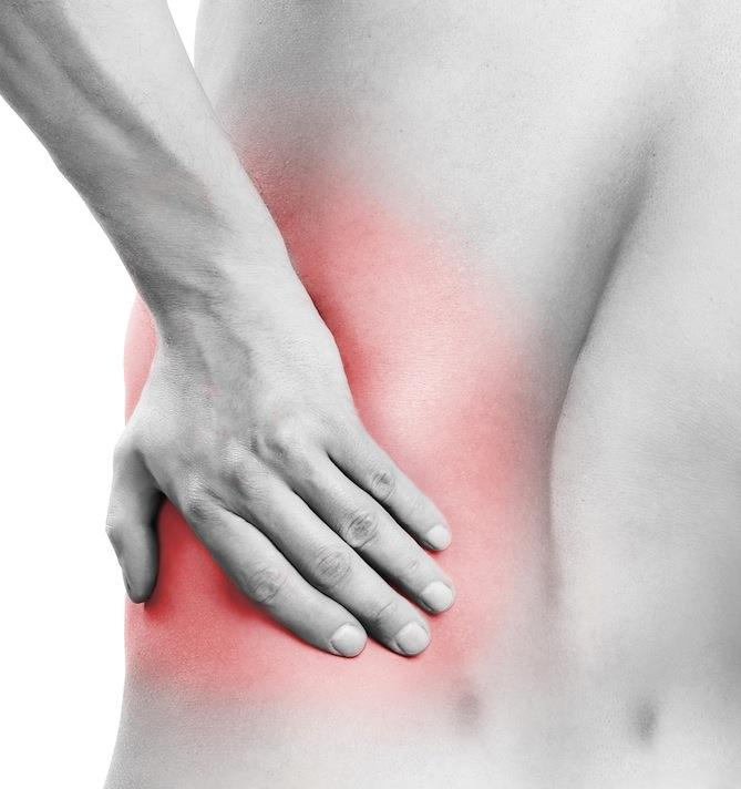 Pelvic Tilt and Lower Back Pain with Acupuncture